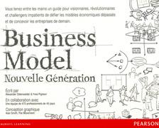 Business Model Generation, couverture du livre