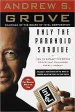 Only the Paranoid Survive: How to Exploit the Crisis Points That Challenge Every Company Accès librairie