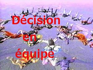 gestion de projet, decision en groupe