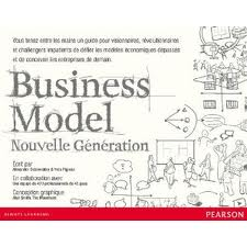 Business Model Generation, couverture du livre