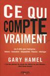 Ce qui compte vraiment de Gary Hamel