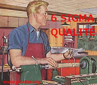 homme qualité au travail