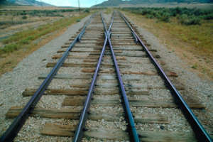 alignement, voie aiguillage