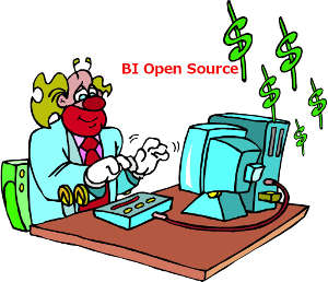 humour bi open source