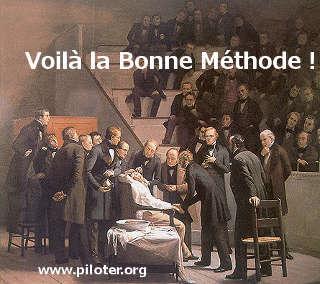 métaphore médicale bonne méthode