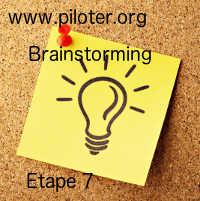 Etape 7 Idées retenues