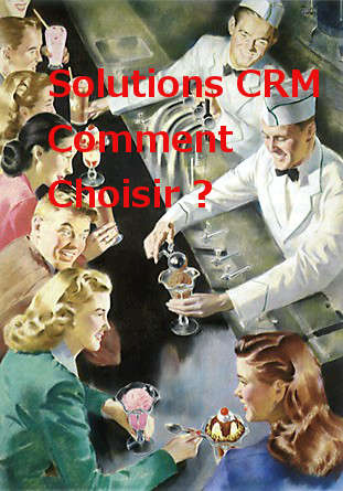 Choisir solution CRM