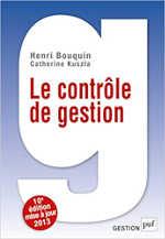 Le contrôle de gestion Henri Bouquin