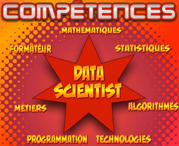 Compétences du Data scientist