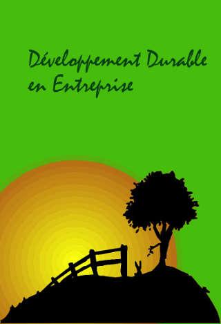 image idyllique de développement durable