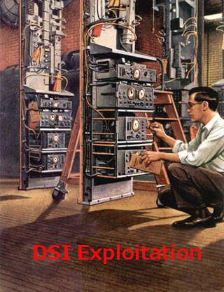 DSI Exploitation, Vintage