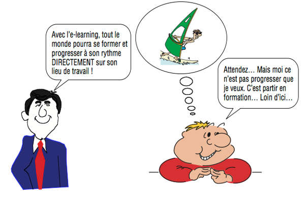 e-learning formation en ligne