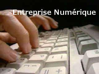 entreprise numérique, le clavier