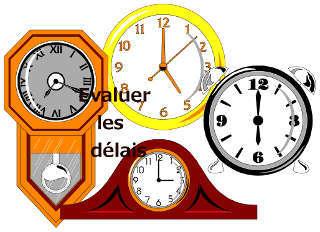 Evaluer les délais