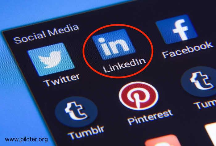 Réseaux sociaux, Linkedin