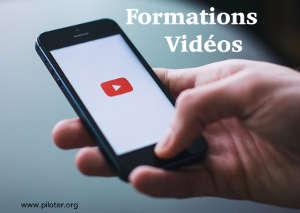 Formations en vidéo