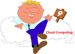 humour cloud computing