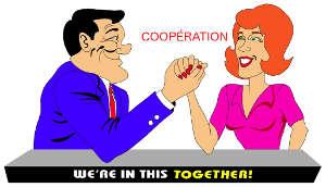 humour cooperation