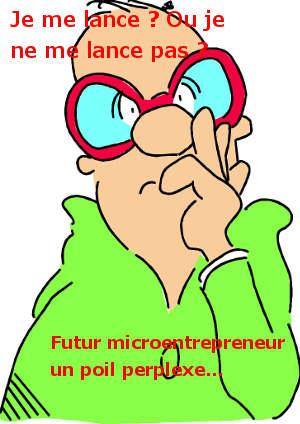 humour microentrepreneur