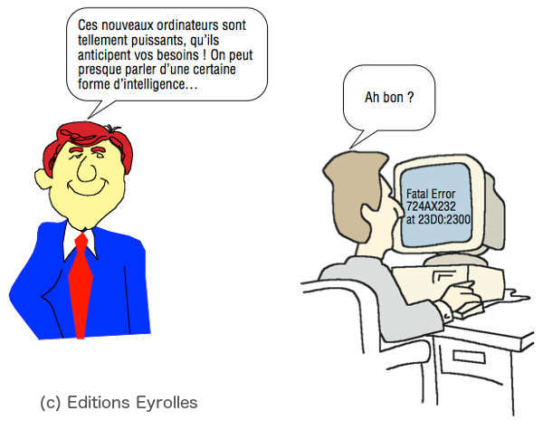 Humour Intelligence artificielle