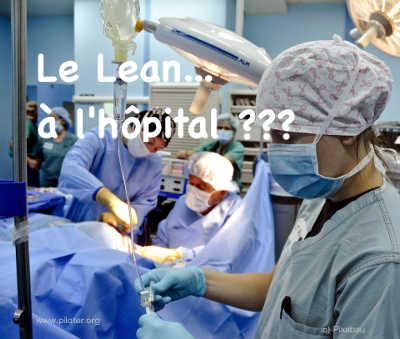 Le lean à l'hopital