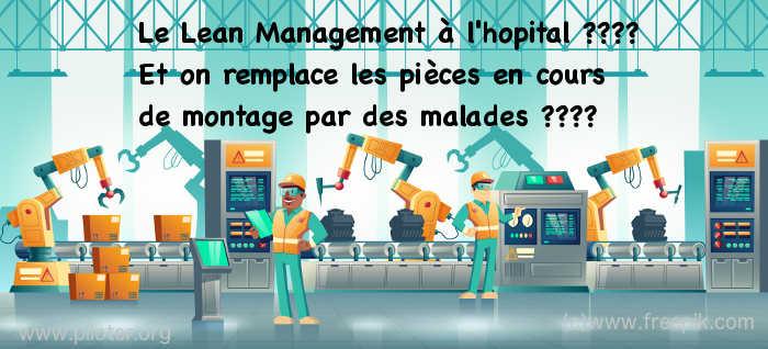 Le lean management à l'hopital bis