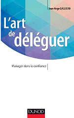 L'art de déléguer, le livre
