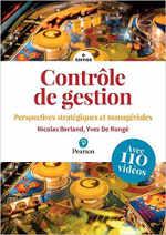 Le contrôle de gestion Pearson