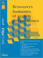 Ressources humaines et gestion des personnes, Frédérique Pigeyre, Jean-Marie Peretti