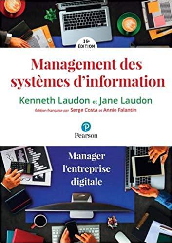 Management des systèmes d'information, Kenneth Laudon