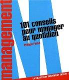 101 conseils pour manager au quotidien