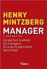 Manager L'essentiel de Henry Mintzberg