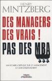 Des managers des vrais ! Pas des MBA