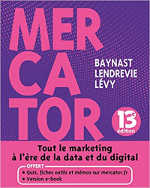Mercator : Théories et nouvelles pratiques du marketing , Jacques Lendrevie, Julien Lévy, Denis Lindon x