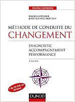 Méthode de conduite du changement -  Diagnostic - Accompagnement - Pilotage