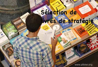 Sélection de livres de stratégie