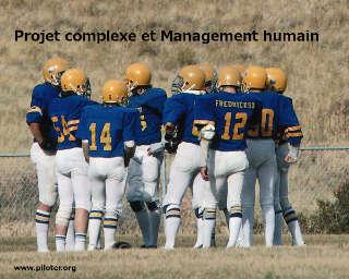Management humain, le chef de projet efficace (c) Eyrolles