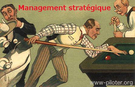 Management stratégique humour