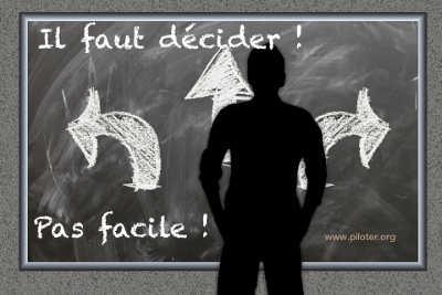 manager et la prise de décision