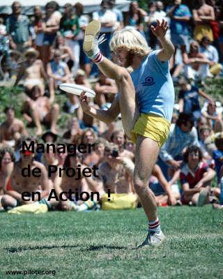 Manager de projet en action : jongler avec  les problèmes...