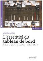 Tableaux de bord avec Excel, le livre