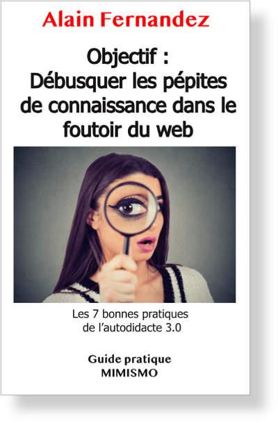 Objectif : Débusquer les pépites de connaissance dans le foutoir du web