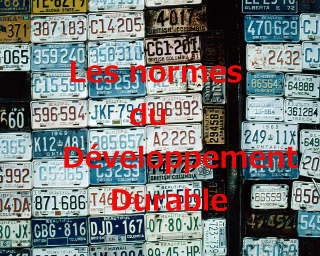 Normes du Développement Durable