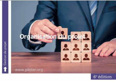 Organisation du  projet, livre
