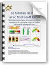 Concevoir et réaliser un tableau de bord avec Excel