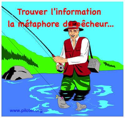metaphore du pêcheur