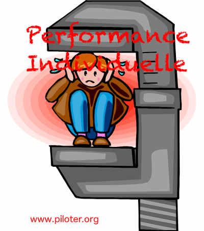Mesure de la performance individuelle