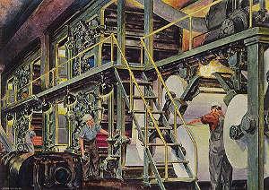 usine vintage