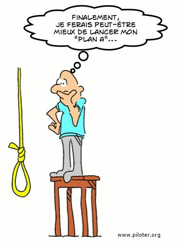 entreprendre, le plan A