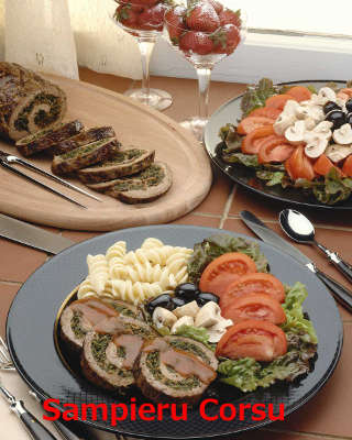 Un repas servi